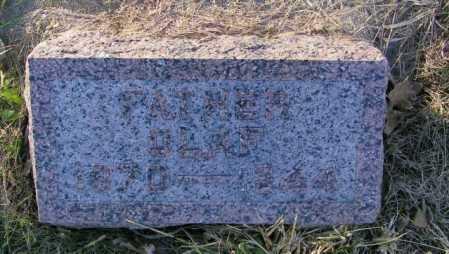 ANDERSON, OLAF - Lincoln County, South Dakota   OLAF ANDERSON - South Dakota Gravestone Photos