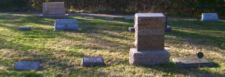 ANDERSON PLOT, OLAF - Lincoln County, South Dakota | OLAF ANDERSON PLOT - South Dakota Gravestone Photos