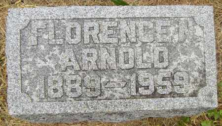 ARNOLD, FLORENCE N - Lincoln County, South Dakota | FLORENCE N ARNOLD - South Dakota Gravestone Photos