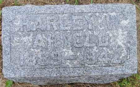 ARNOLD, HARLEY W - Lincoln County, South Dakota | HARLEY W ARNOLD - South Dakota Gravestone Photos