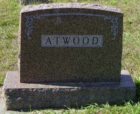 ATWOOD, FAMILY MEMORIAL - Lincoln County, South Dakota | FAMILY MEMORIAL ATWOOD - South Dakota Gravestone Photos
