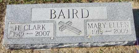 BAIRD, MARY ELLEN - Lincoln County, South Dakota | MARY ELLEN BAIRD - South Dakota Gravestone Photos