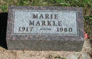 BAKKENE, MARIE - Lincoln County, South Dakota | MARIE BAKKENE - South Dakota Gravestone Photos