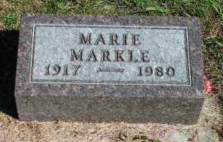 BAKKENE, MARIE - Lincoln County, South Dakota | MARIE BAKKENE - South Dakota Gravestone Photos