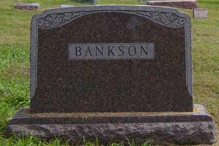 BANKSON, FAMILY MEMORIAL - Lincoln County, South Dakota | FAMILY MEMORIAL BANKSON - South Dakota Gravestone Photos