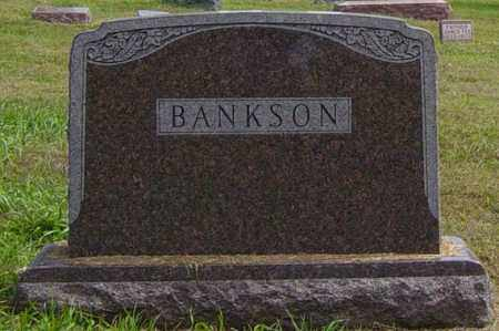 BANKSON, FAMILY MEMORIAL - Lincoln County, South Dakota | FAMILY MEMORIAL BANKSON - South Dakota Gravestone Photos