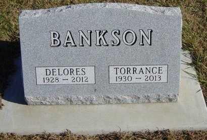 BANKSON, TORRANCE - Lincoln County, South Dakota | TORRANCE BANKSON - South Dakota Gravestone Photos