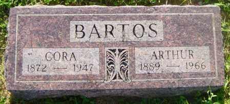 BARTOS, ARTHUR - Lincoln County, South Dakota   ARTHUR BARTOS - South Dakota Gravestone Photos