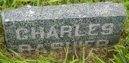 BASUIER, CHARLES - Lincoln County, South Dakota | CHARLES BASUIER - South Dakota Gravestone Photos