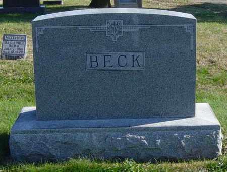 BECK FAMILY MEMORIAL, ELIAS - Lincoln County, South Dakota | ELIAS BECK FAMILY MEMORIAL - South Dakota Gravestone Photos