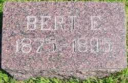 BENEDICT, BERT E - Lincoln County, South Dakota | BERT E BENEDICT - South Dakota Gravestone Photos