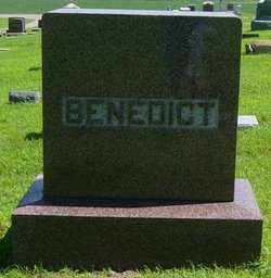 BENEDICT FAMILY MEMORIAL, HIRAM - Lincoln County, South Dakota | HIRAM BENEDICT FAMILY MEMORIAL - South Dakota Gravestone Photos