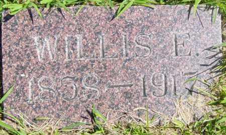 BENEDICT, WILLIS E - Lincoln County, South Dakota   WILLIS E BENEDICT - South Dakota Gravestone Photos