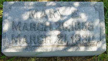 BENNETT, MARY E - Lincoln County, South Dakota | MARY E BENNETT - South Dakota Gravestone Photos