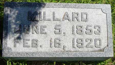BENNETT, MILLARD - Lincoln County, South Dakota | MILLARD BENNETT - South Dakota Gravestone Photos