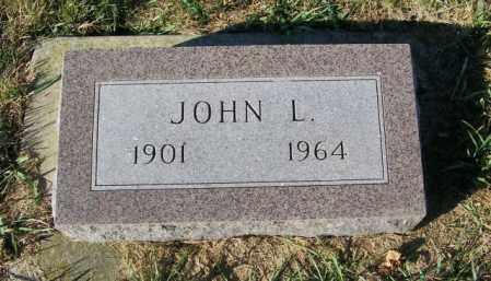 BERGGREN, JOHN L - Lincoln County, South Dakota | JOHN L BERGGREN - South Dakota Gravestone Photos