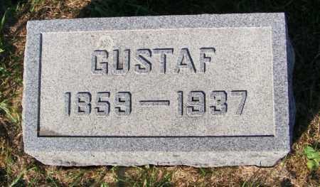 BERGSTROM, GUSTAF - Lincoln County, South Dakota | GUSTAF BERGSTROM - South Dakota Gravestone Photos