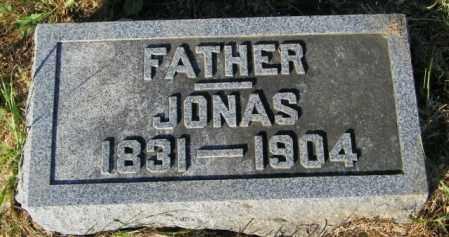 BERGSTROM, JONAS - Lincoln County, South Dakota | JONAS BERGSTROM - South Dakota Gravestone Photos