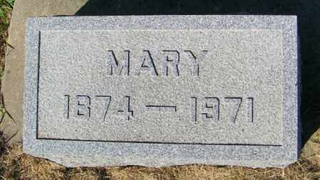 BERGSTROM, MARY - Lincoln County, South Dakota | MARY BERGSTROM - South Dakota Gravestone Photos