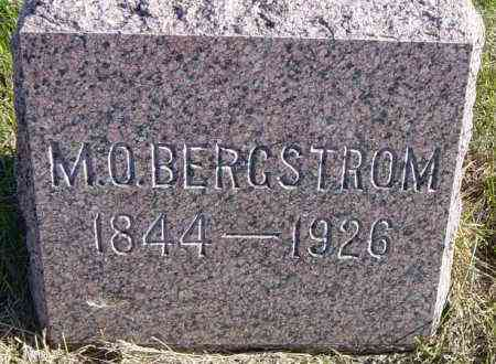 BERGSTROM, MAGNUS O - Lincoln County, South Dakota | MAGNUS O BERGSTROM - South Dakota Gravestone Photos