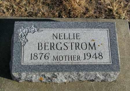 BERGSTROM, NELLIE - Lincoln County, South Dakota | NELLIE BERGSTROM - South Dakota Gravestone Photos