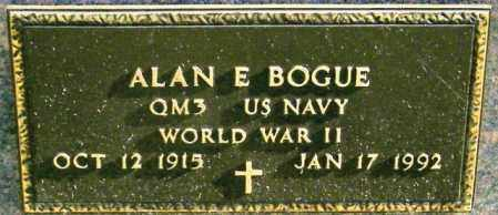 BOGUE, ALAN E - Lincoln County, South Dakota | ALAN E BOGUE - South Dakota Gravestone Photos