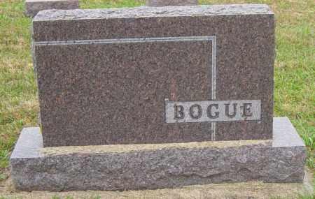 BOGUE FAMILY MEMORIAL, HAROLD - Lincoln County, South Dakota   HAROLD BOGUE FAMILY MEMORIAL - South Dakota Gravestone Photos