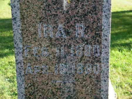 BONINE, IRA R. - Lincoln County, South Dakota   IRA R. BONINE - South Dakota Gravestone Photos