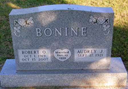 BONINE, AUDREY J. - Lincoln County, South Dakota | AUDREY J. BONINE - South Dakota Gravestone Photos