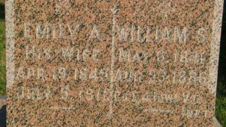 BONINE, EMILY A. - Lincoln County, South Dakota | EMILY A. BONINE - South Dakota Gravestone Photos