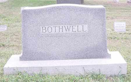 BOTHWELL FAMILY MEMORIAL, JOHN - Lincoln County, South Dakota | JOHN BOTHWELL FAMILY MEMORIAL - South Dakota Gravestone Photos