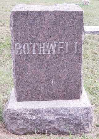 BOTHWELL FAMILY MEMORIAL, OTIS O - Lincoln County, South Dakota | OTIS O BOTHWELL FAMILY MEMORIAL - South Dakota Gravestone Photos