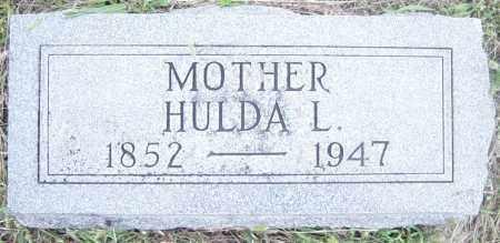 BOTHWELL, HULDA R - Lincoln County, South Dakota   HULDA R BOTHWELL - South Dakota Gravestone Photos