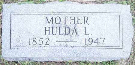BOTHWELL, HULDA R - Lincoln County, South Dakota | HULDA R BOTHWELL - South Dakota Gravestone Photos