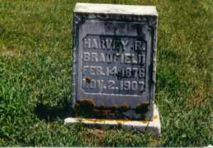 BRADFIELD, HARVEY R - Lincoln County, South Dakota   HARVEY R BRADFIELD - South Dakota Gravestone Photos