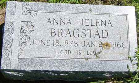 BRAGSTAD, ANNA HELENA - Lincoln County, South Dakota | ANNA HELENA BRAGSTAD - South Dakota Gravestone Photos
