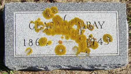 BRAY, CLARA J - Lincoln County, South Dakota   CLARA J BRAY - South Dakota Gravestone Photos