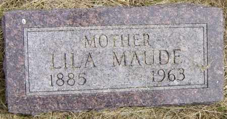 BREEDING, LILA MAUDE - Lincoln County, South Dakota | LILA MAUDE BREEDING - South Dakota Gravestone Photos