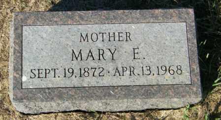 BROLINE, MARY E. - Lincoln County, South Dakota | MARY E. BROLINE - South Dakota Gravestone Photos