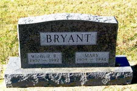 BRYANT, WILBUR R - Lincoln County, South Dakota | WILBUR R BRYANT - South Dakota Gravestone Photos