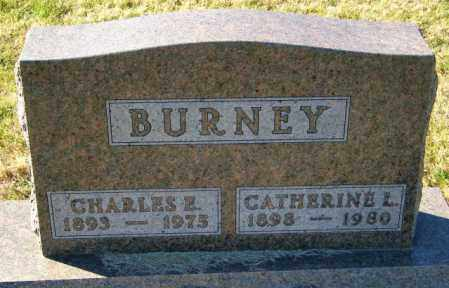 BURNEY, CATHERINE L - Lincoln County, South Dakota | CATHERINE L BURNEY - South Dakota Gravestone Photos