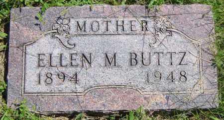 BUTTZ, ELLEN M - Lincoln County, South Dakota | ELLEN M BUTTZ - South Dakota Gravestone Photos