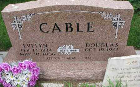 CABLE, EVELYN - Lincoln County, South Dakota | EVELYN CABLE - South Dakota Gravestone Photos
