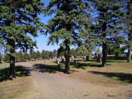 **CANTON LUTHERAN, NORTH SECTION - Lincoln County, South Dakota | NORTH SECTION **CANTON LUTHERAN - South Dakota Gravestone Photos