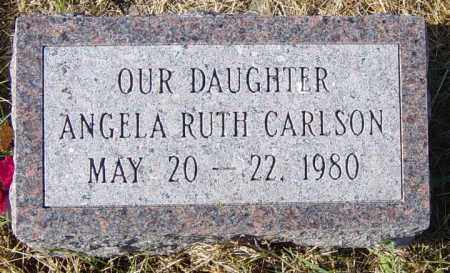 CARLSON, ANGELA RUTH - Lincoln County, South Dakota | ANGELA RUTH CARLSON - South Dakota Gravestone Photos