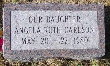 CARLSON, ANGELA RUTH - Lincoln County, South Dakota | ANGELA RUTH CARLSON - South Dakota Gravestone Photos