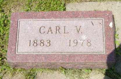 CARLSON, CARL V - Lincoln County, South Dakota | CARL V CARLSON - South Dakota Gravestone Photos