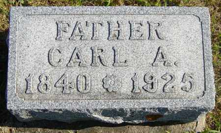 CARLSON, CARL A - Lincoln County, South Dakota | CARL A CARLSON - South Dakota Gravestone Photos