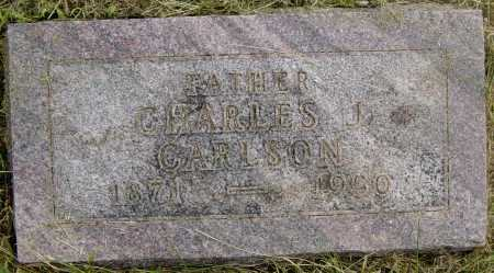 CARLSON, CHARLES J - Lincoln County, South Dakota | CHARLES J CARLSON - South Dakota Gravestone Photos