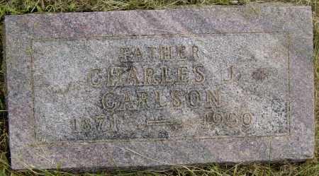 CARLSON, CHARLES J - Lincoln County, South Dakota | CHARLES J CARLSON - South Dakota Gravestone Photos